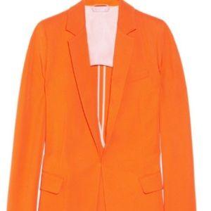 ace56e54f37f Reed Krakoff Jackets & Coats - Reed Krakoff orange cape blazer